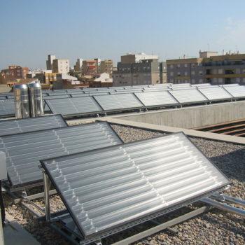 Solaranlage Heizung Wieser
